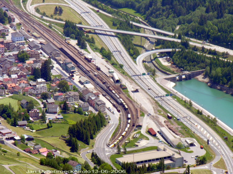 tunnel du gothard